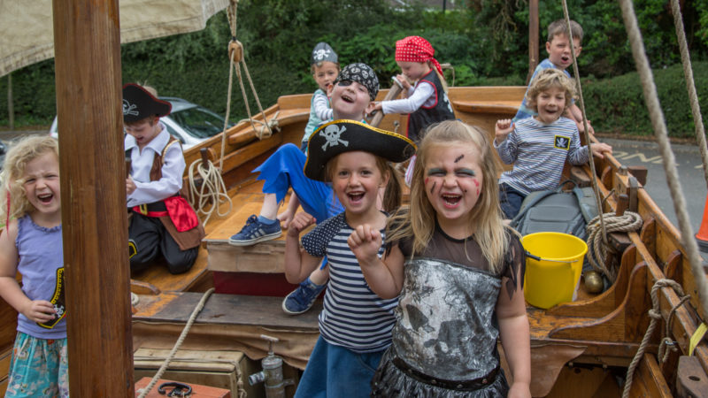 Mutiny Schools – Yealmpton Primary