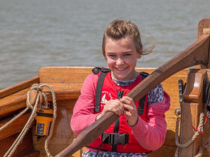 Bounty Project schools week with Pioneer Sailing Trust
