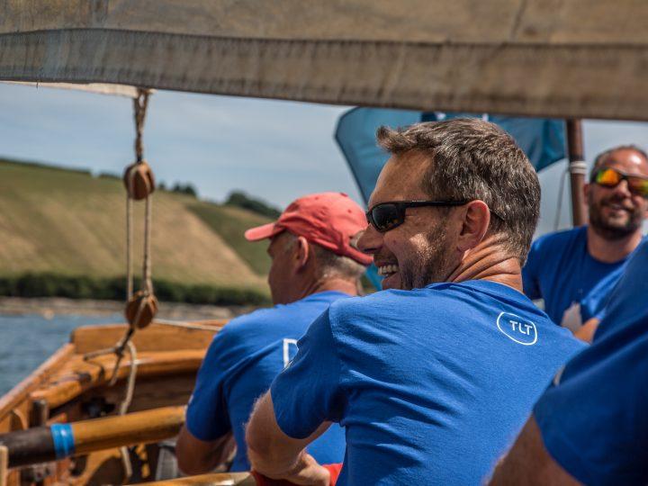 Bounty's End win inaugural Bligh Boat Race