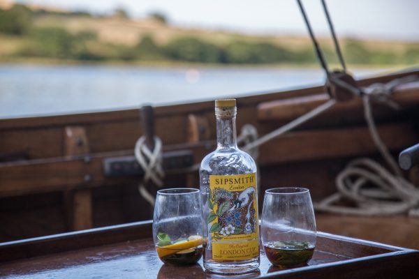 Mutiny Experience with Sipsmith Gin