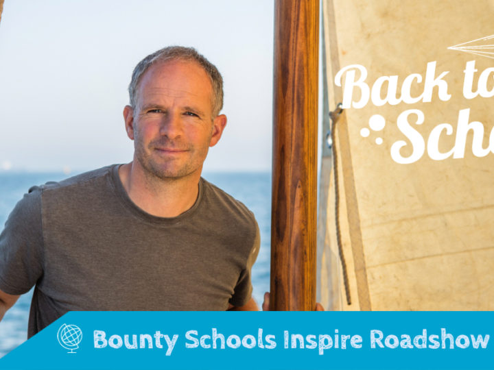 Conrad Launches Bounty Schools Inspire Roadshow