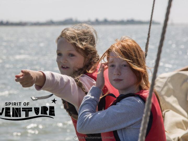 Spirit of Adventure for Plymouth School Children